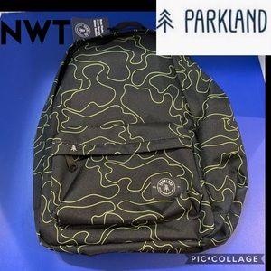 NWT Parkland Decco Shadow Camo Bayside Backpack